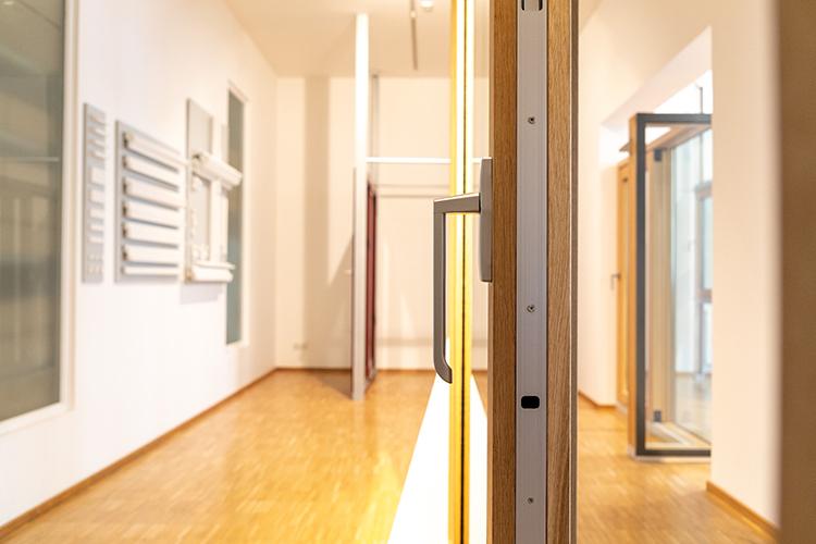 Fenster von der Paul Hoffmann GmbH