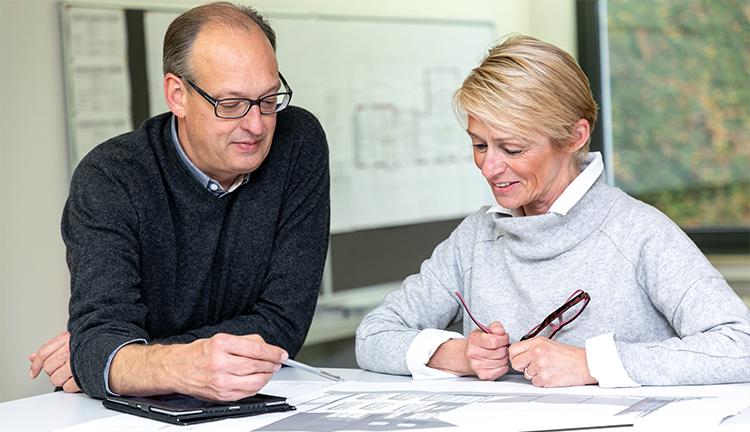 Das Team der Paul Hoffmann GmbH